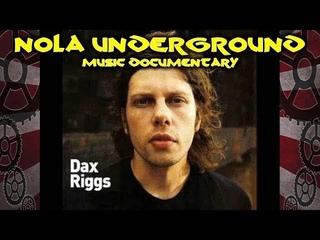 NOLA Underground Music Documentary Acid Bath, Choke, Soilent Green, Down, Crowbar 1996