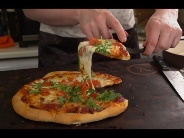 Рецепт классической пиццы как я люблю . » Freewka.com - Смотреть онлайн в хорощем качестве