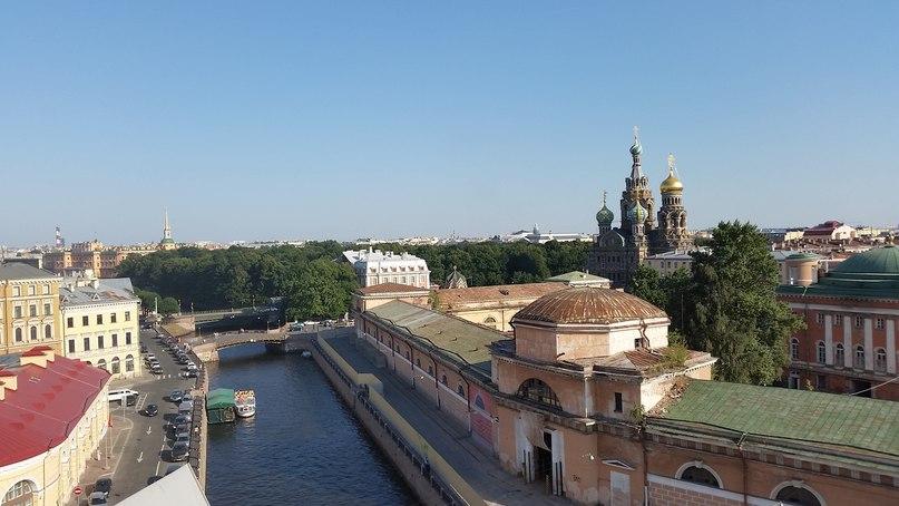 Юлия Бочкарёва | Санкт-Петербург