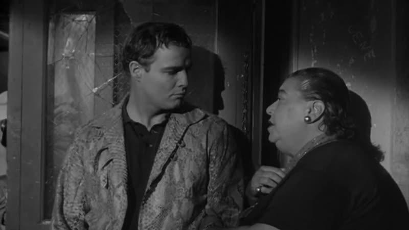 Из породы беглецов The Fugitive Kind 1960 Режиссер Сидни Люмет драма мелодрама