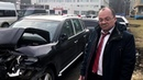 Жена депутата Лаврентия Августовича разбила Порш Кайен