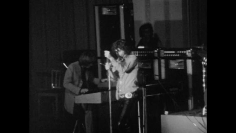 The Doors – Live In Kongreßhalle, Frankfurt, West Germany (14.09.1968) [16mm B/W Film]