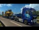 Euro Truck Simulator 2 МАРШРУТ №2 ЭХ ВЗДЫХАЛИ ДАЛЬНОБОЙ ШТУКА НЕ ПРОСТАЯ
