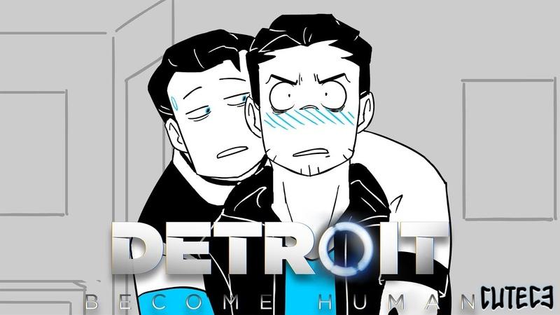 Be more like Venom Detroit Become Human Comic Dub