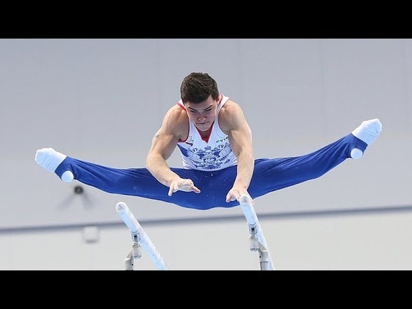 Parallel Bars Final Competition PFO 2020