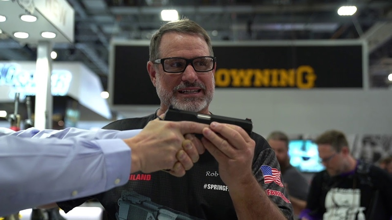 Springfield's Rob Leatham on the Do's and Don'ts of Gripping a Pistol