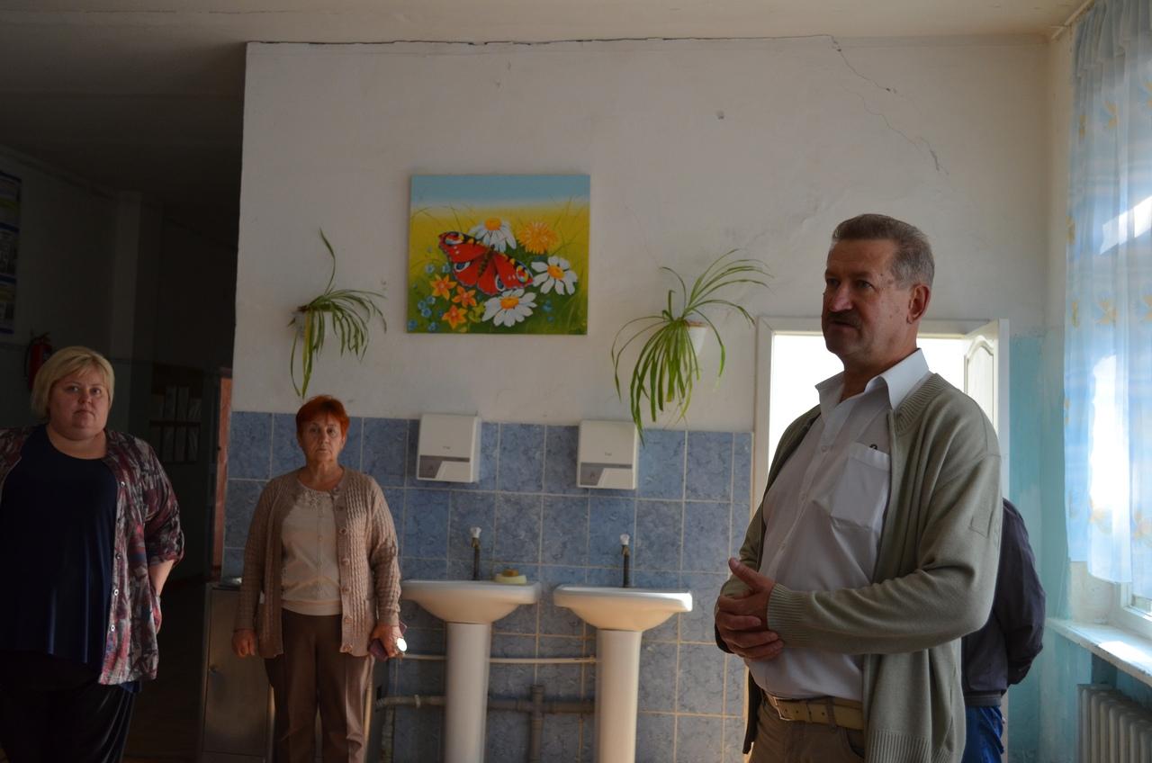 В Петровске осмотрели учреждения социальной сферы, где реализуются энергосервисные контракты по модернизации сетей теплоснабжения