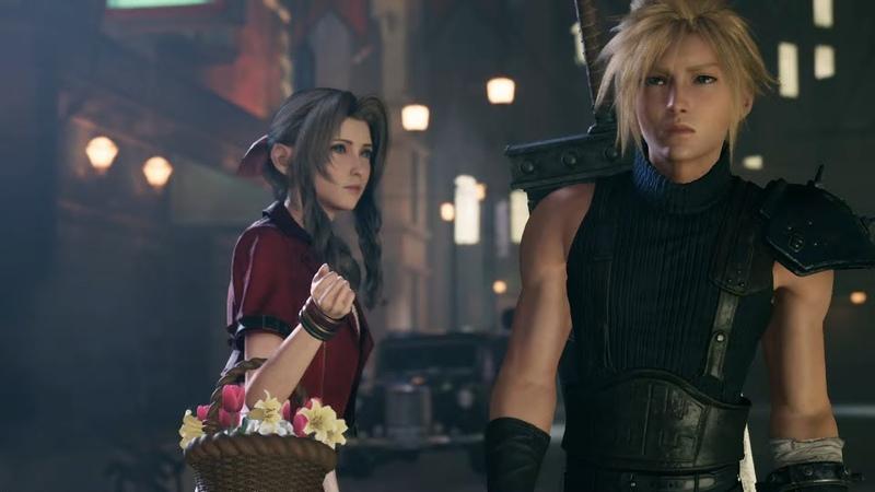 Продолжаем проходить Final Fantasy 7 Remake В гостях Raven Kain