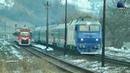 Ultimele Trenuri din 2019/Last Trains of 2019 in Munții Apuseni Moutains - 31 December 2019
