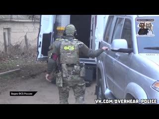 Задержания и обыски по делу о создании террористического сообщества в ФСИН