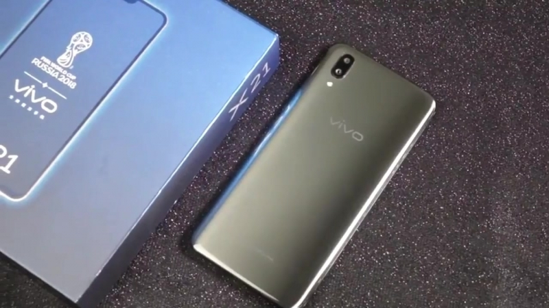 Vivo X21 Unboxing Hands On