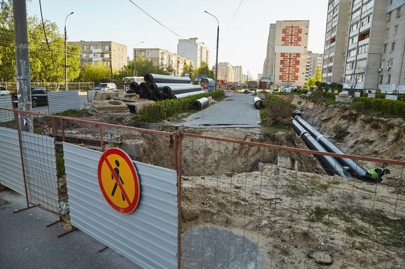 Обзор работ на дорогах Дзержинска, изображение №18