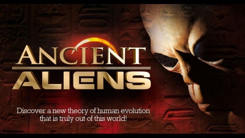Древние пришельцы 12 сезон: 12 серия. История животных / Ancient Aliens (2017)