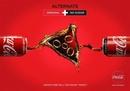 Битва оригинальной и колы без сахара в новой рекламе Coca-cola…
