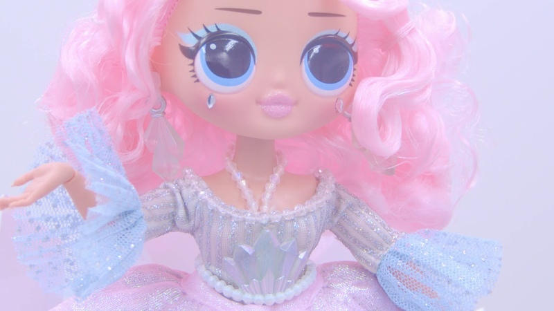 4K UHD LOL Crystal Star OMG Surprise 5 Memories 冬季OMG水晶公主