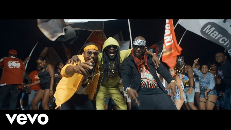 Skinny Fabulous, Machel Montano Bunji Garlin - Famalay (Official Video)