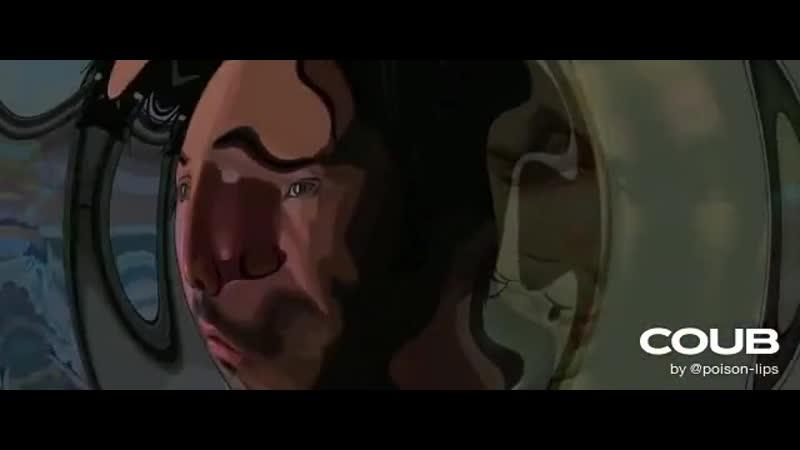 Where is keanu's mind