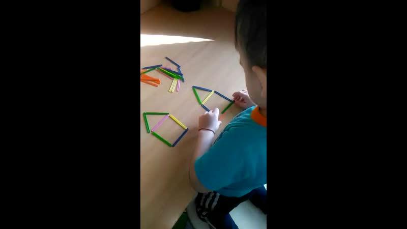 Чем еще заниматься дома с трехлеткой Развивашками Видео от Данира и его мамы Ирины