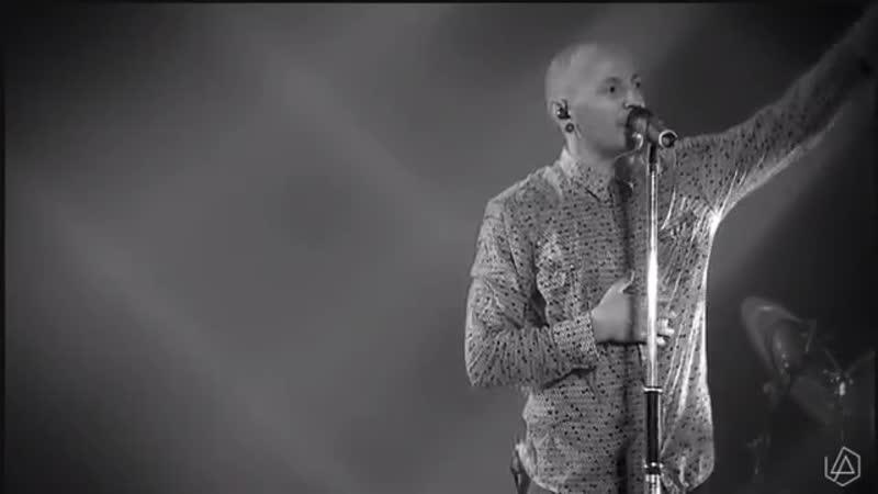 Linkin Park Chester Bennington final show speech