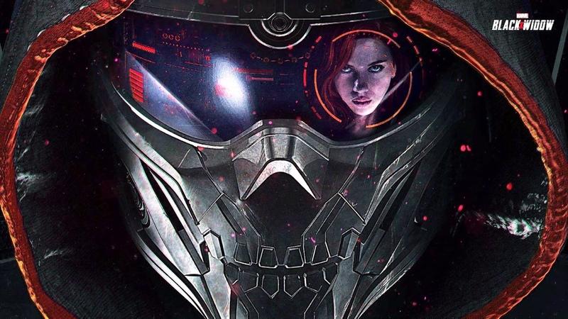 Black Widow's Taskmaster Epic Original Theme Unforgiven