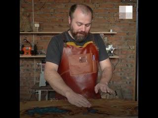 Евгений Горбунов, владелец сибирской мастерской по дереву Gooscoon Woodshop о процессе работы