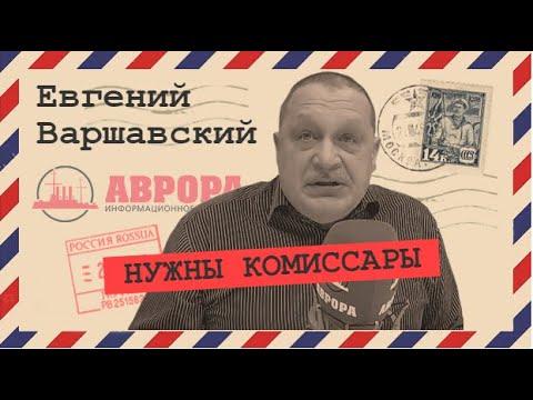 Советы и комиссары реальность будущего Евгений Варшавский