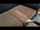 Как делается химчистка дивана