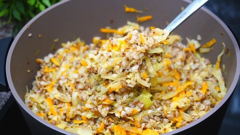 Так гречку мало кто готовит, а зря! НЕ надоедает, можно готовить хоть каждый день!