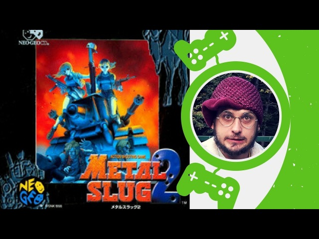 Metal Slug 2 - Super Vehicle-001/II / NEO-GEO / 1