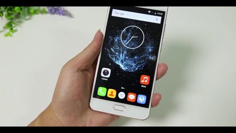 THL Knight 1 Android 7.0 Phone Dual SIM 4G Octa Core CPU 3GB RAM Fingerprint