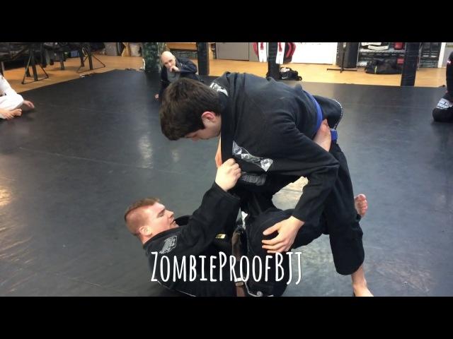 IBJJF Legal AnkleLock From X-Guard - ZombieProofBJJ (Gi) ibjjf legal anklelock from x-guard - zombieproofbjj (gi)