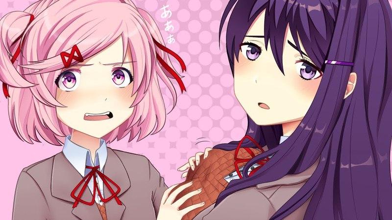 Девчачьи разборки ● Doki Doki Literature Club 7