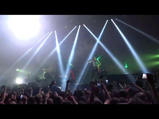 The Prodigy Moscow Stadium Live March 16 марта 2018 Москва FULL SHOW HD