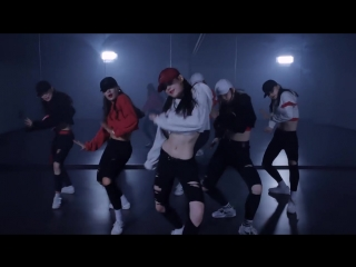 Классный Hip-Hop Танец Хип Хоп под Tinashe - 2 ON  Dance Hip-Hop