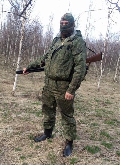 Михаил Колосов