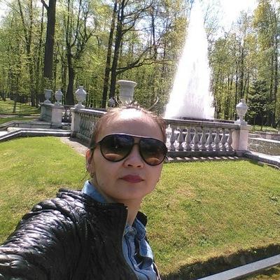 Нагима Ларченко