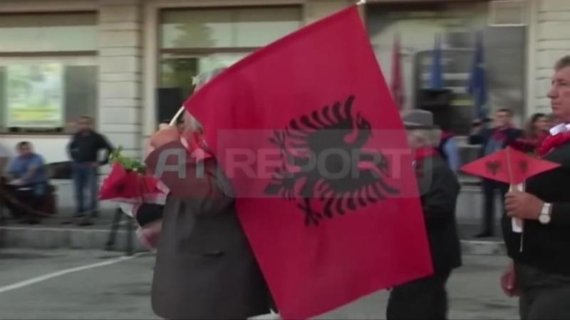 A1 Report - Enver Hoxha në festimet e 70 vjetorit e çlirimit të Gjirokastrës