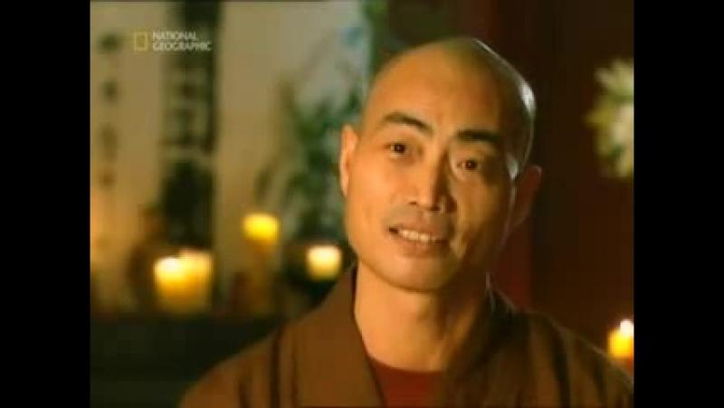 Шаолиньский Монах Ши Янь Минь