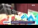 Сотрудники магазина Елабуги выбрасывают хлеб в мусорку