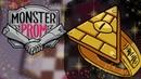Добро пожаловать в культ╚═〳 ͡ᵔ ▃ ͡ᵔ 〵═╝ Концовка с Monster prom 18