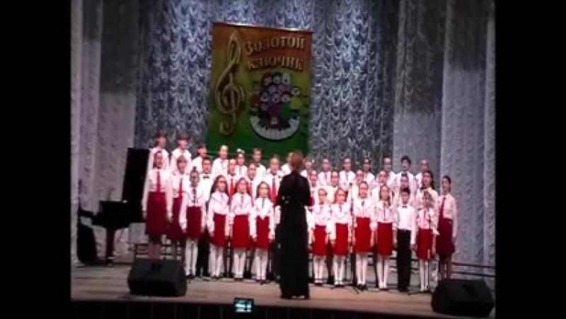 Сводный хор - Хор хороший_муз. А.Пахмутовой_сл. Н.Добронравова