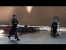 Москва. Александровский сад. Могила Неизвестному солдату. Смена караула март 2018