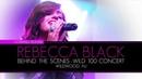 Rebecca Black - Wildwood 100 Concert BTS Trailer
