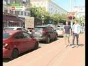 Вопрос дефицита парковочного пространства в центре города все чаще поднимается общественниками