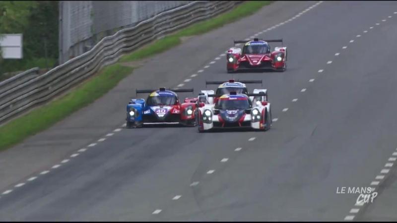 Road To Le Mans 2018, race 2