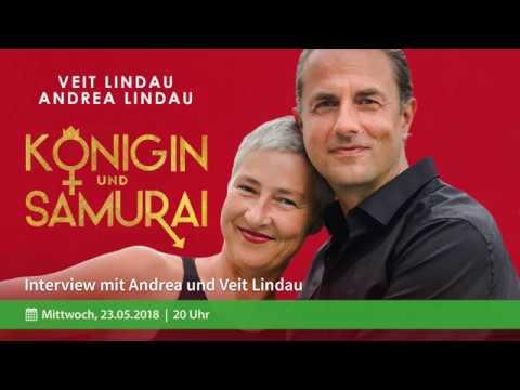 Königin und Samurai - Andrea und Veit Lindau im Gespräch mit Dunja Burghardt
