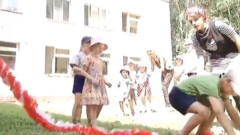 Подарок детям от ТМ Стальной Портье