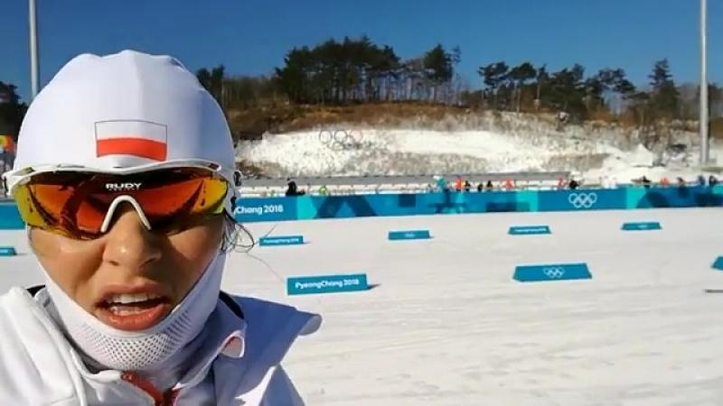 Вероника Новаковска . В Корее холодно!