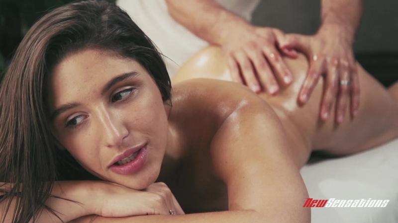 Abella Danger ( Abella Gets A Hot Oil Rubdown) Hardcore, Blowjob, Brunette, Facial, Latina, Natural Tits,