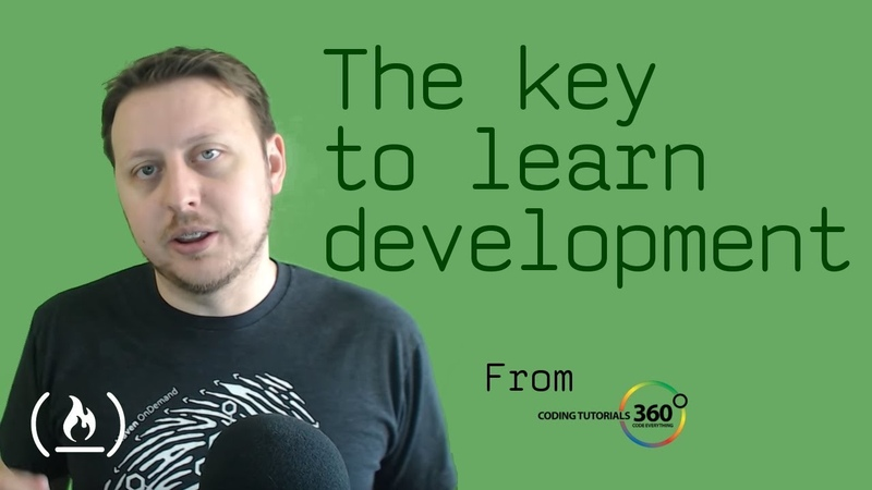 The Key To Learn Software Development